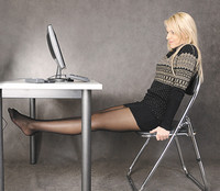 упражнения в офисе, физкультминутка, зарядка в офисе, изометрические упражнения, сидячая работа