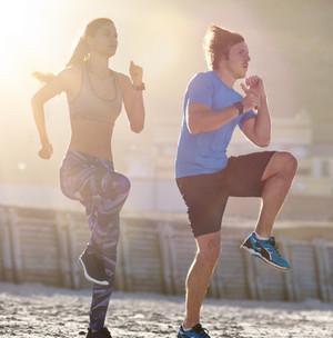 бег на месте, польза, для похудения, дома, расход калорий