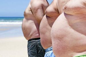 как убрать пивной живот, абдоминальное ожирение