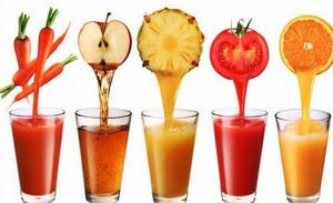свежевыжатый сок, натуральный, польза вред, калорийность, детям