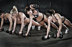 кроссфит тренировки