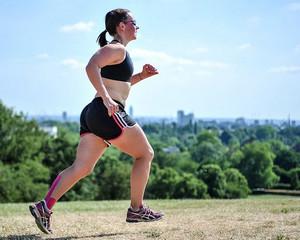 Можно ли похудеть с помощью бега