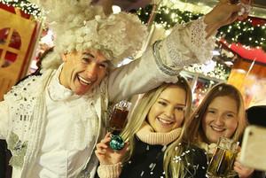 как создать новогоднее настроение, праздничное, праздника