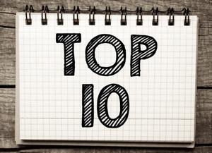 ТОП 10 статей